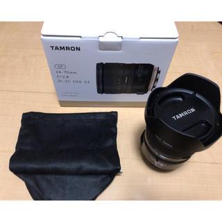 タムロン(TAMRON)のタムロン 24-70mmF2.8 G2(キャノン用)(レンズ(ズーム))