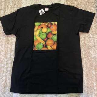 シュプリーム(Supreme)のSupreme Fruit Tee Tee 黒L(Tシャツ/カットソー(半袖/袖なし))