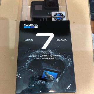 ゴープロ(GoPro)のGoPro HERO 7 BLACK 新品 1(その他)