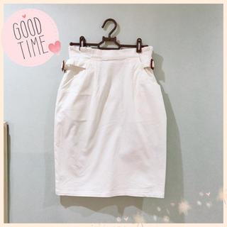 Noela - 【Noela】トレンチデザインタイトスカート