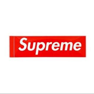 シュプリーム(Supreme)のsupreme ステッカー5枚 本日のみ(その他)