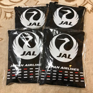 ジャル(ニホンコウクウ)(JAL(日本航空))のJAL アメニティ 4点セット 新品未使用‼️(旅行用品)