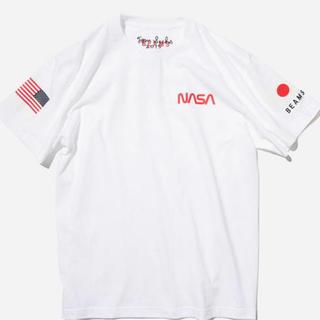 ビームス(BEAMS)のNASA beams tee Tシャツ トムサックス tom sachs(Tシャツ/カットソー(半袖/袖なし))