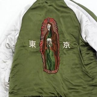 ワコマリア(WACKO MARIA)のワコマリア  スカジャン S 美品(スカジャン)