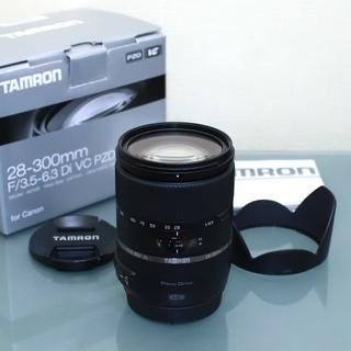 タムロン(TAMRON)のタムロン 28-300mm F3.5-6.3 Di VC PZD A010E(レンズ(ズーム))