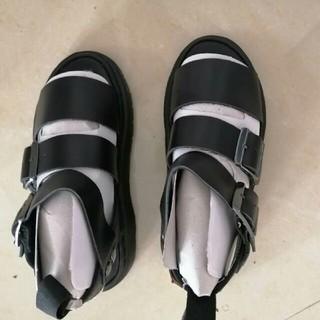 ドクターマーチン(Dr.Martens)のUK3 Dr.Martens ドクターマーチン 新品未使用  レディース (ローファー/革靴)