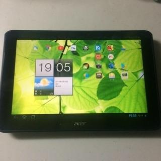 エイサー(Acer)の大画面Dolby Acer ICONIA TAB A700-S32B (タブレット)