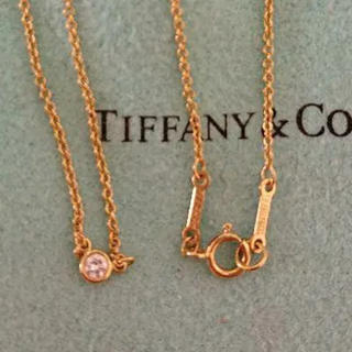 Tiffany & Co. - ティファニーバイザヤードネックレス