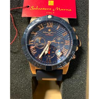 サルバトーレマーラ(Salvatore Marra)のサルバトーレマーラ クロノグラフ 腕時計(腕時計(アナログ))