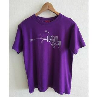 バートン(BURTON)のゆずぽん様専用 Burton バートン Tシャツ パープル(Tシャツ/カットソー(半袖/袖なし))