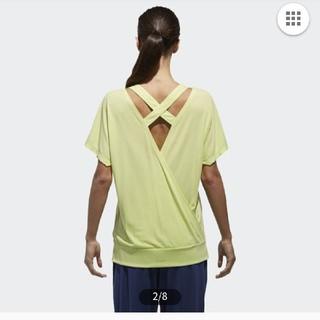 adidas - ヨガTシャツ adidas