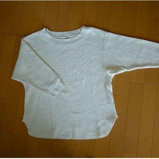 ユニクロ(UNIQLO)のユニクロワッフルクルーネックT(Tシャツ(長袖/七分))