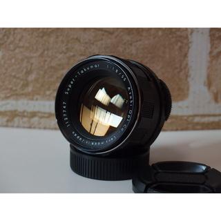 ペンタックス(PENTAX)の☆貴重な初期型☆ PENTAX Super-Takumar 55mm F1.8(レンズ(単焦点))
