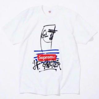 シュプリーム(Supreme)のSupreme × Jean paul gaultier boxlogo tee(Tシャツ/カットソー(半袖/袖なし))