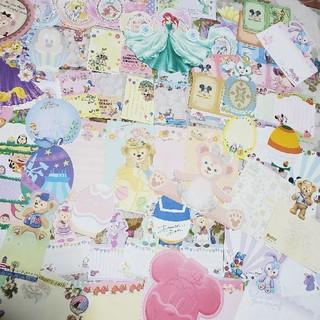 ディズニー(Disney)の250枚以上です♪ディズニー バラメモ 春物多目(ノート/メモ帳/ふせん)