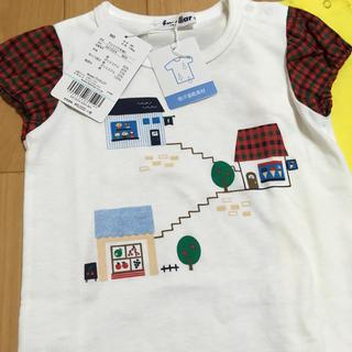 familiar - 【タグ付き新品】ファミリア 90 Tシャツ