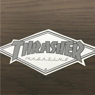 THRASHER - 【縦4.8cm横10.2cm】THRASHER ステッカー