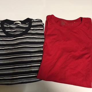 ジーユー(GU)のGU メンズ Tシャツ セット XL(Tシャツ/カットソー(半袖/袖なし))