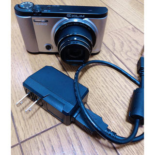 カシオ(CASIO)のwifi対応 カシオ CASIO EXILIM  EX-ZR1600(コンパクトデジタルカメラ)