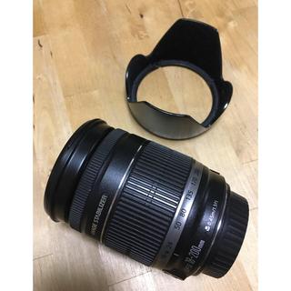 キヤノン(Canon)のcanon efs 18-200 mm f3.5-5.6 IS キャノン(レンズ(ズーム))