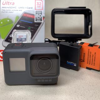 ゴープロ(GoPro)のなかしー様専用 Gopro HERO5 Black 綺麗 + SanDisk(コンパクトデジタルカメラ)
