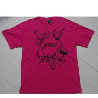 ステューシー(STUSSY)のTシャツ(Tシャツ/カットソー(半袖/袖なし))