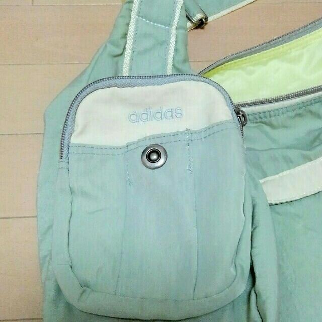 adidas(アディダス)のadidas ショルダー バッグ スポーツ/アウトドアのスポーツ/アウトドア その他(その他)の商品写真