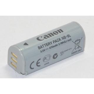 キヤノン(Canon)の新品 Canon キヤノン NB-9L 純正 バッテリー パワーショット(デジタル一眼)