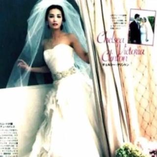 ヴェラウォン(Vera Wang)のウェディングベール(ウェディングドレス)