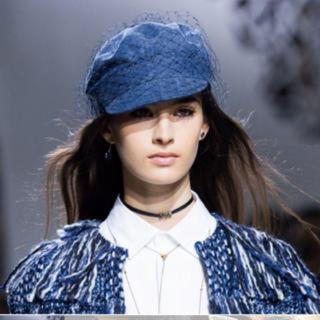 ディオール(Dior)のご専用♡ dior キャスケット ディオール デニム(キャスケット)