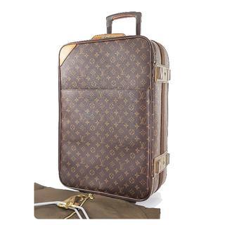 ルイヴィトン(LOUIS VUITTON)のルイヴィトン  モノグラム ペガス 55 キャリーケース スーツケース(トラベルバッグ/スーツケース)