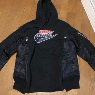 サカイ(sacai)のsacai Nike Men's Hoodie サイズ2 パーカー(パーカー)