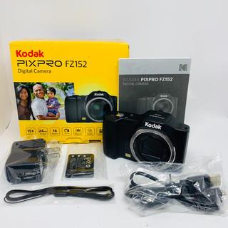 【ほぼ未使用】kodak PIXPRO FZ152 Digital Camera(コンパクトデジタルカメラ)