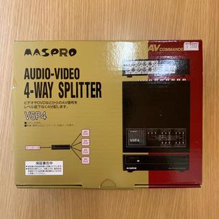 マスプロ 4way splitter VSP4(その他)