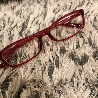 ジンズ(JINS)のJINSメガネ 度あり 右-1.5 左-1.25(サングラス/メガネ)