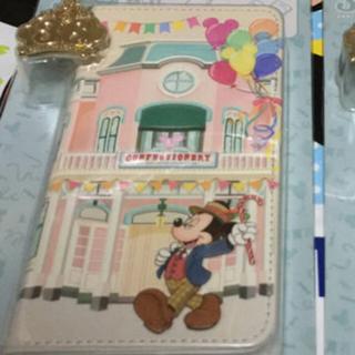 ディズニー(Disney)のディズニーリゾート36周年 アニバーサリー記念グッズ スマートフォンケース 2個(モバイルケース/カバー)