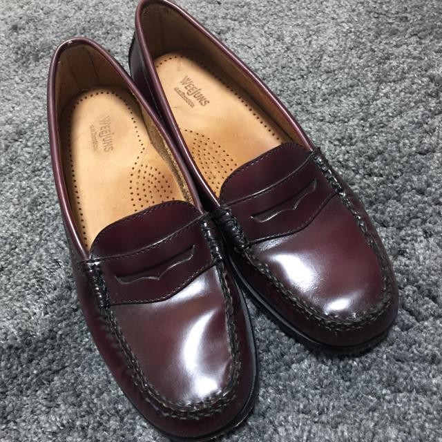G.H.BASS(ジーエイチバス)の美品★G.H.Bass /Wayfarer (Ladies)23.5-24 レディースの靴/シューズ(ローファー/革靴)の商品写真
