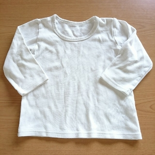シマムラ(しまむら)のシンプルTシャツ 95cm(Tシャツ/カットソー)