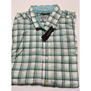 メイルアンドコー(MALE&Co.)のMALE&Coのシャツ(生地はgetzner)サイズL(シャツ)