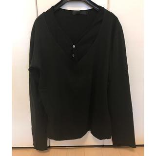 アタッチメント(ATTACHIMENT)のアタッチメント  レイヤードロンT(Tシャツ/カットソー(七分/長袖))