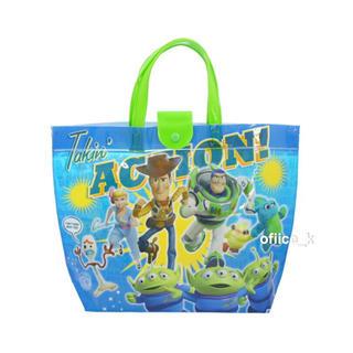 ディズニー(Disney)のディズニー トイストーリー プールバッグ ビーチバッグ スイミングバッグ(マリン/スイミング)