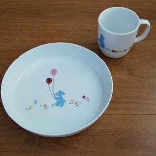 ファミリア(familiar)のファミリア ノリタケコラボ コップ お皿(食器)