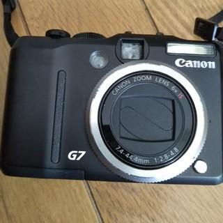 キヤノン(Canon)のCanon PowerShot G7(コンパクトデジタルカメラ)