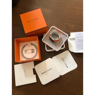 アップルウォッチ(Apple Watch)のAppleWatch Series3 エルメスモデル 38mm(腕時計)