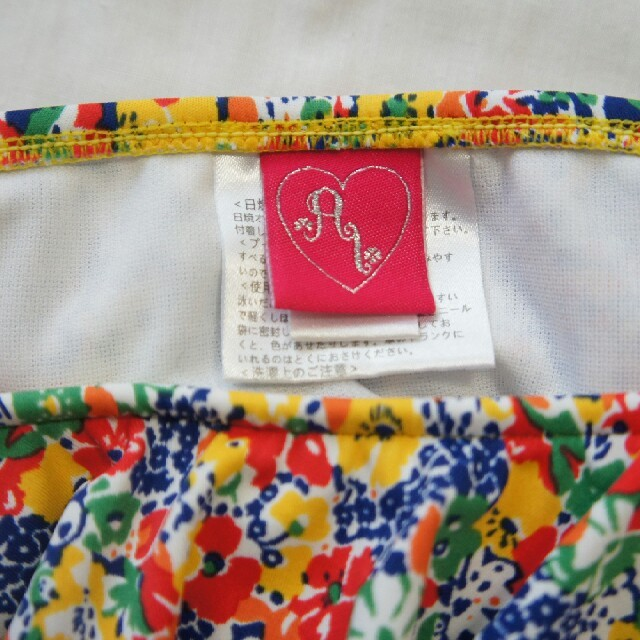 三愛水着楽園(サンアイミズギラクエン)の花柄ビキニ レディースの水着/浴衣(水着)の商品写真