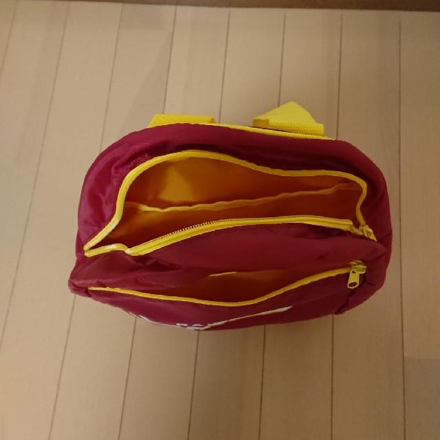 東北楽天ゴールデンイーグルス(トウホクラクテンゴールデンイーグルス)の楽天イーグルス  子供用  リュック  未使用 キッズ/ベビー/マタニティのこども用バッグ(リュックサック)の商品写真