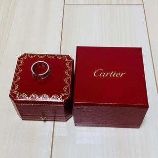 カルティエ(Cartier)のカルティエ☆2Cリング  男女問わず(リング(指輪))