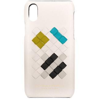 ボッテガヴェネタ(Bottega Veneta)の<新品>BOTTEGA VENETA イントレチャート iPhone X ケース(iPhoneケース)