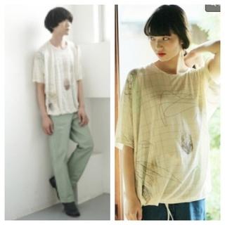 オータ(ohta)のohta 15SS hand easy tee バルーンTシャツ(Tシャツ/カットソー(半袖/袖なし))
