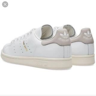 アディダス(adidas)のadidas●スタンスミス●グレー●STAN SMITH●新品タグ付き●23cm(スニーカー)